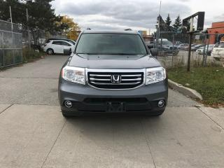 Used 2013 Honda Pilot $12888,8passenger,no accident,safety+warranty incl for sale in Toronto, ON
