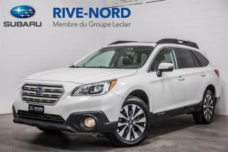 Used 2017 Subaru Outback 3.6R Limited EyeSight NAVI+CUIR+TOIT.OUVRANT for sale in Boisbriand, QC