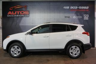 Used 2015 Toyota RAV4 LE FWD FULL ÉQUIPÉ CAMERA SIÈGES CHAUFFANT 102 392 for sale in Lévis, QC