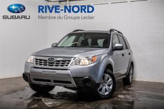 Used 2013 Subaru Forester BLUETOOTH+SIEGES.CHAUFFANTS for sale in Boisbriand, QC