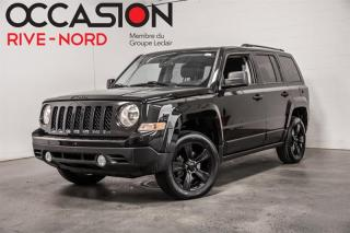 Used 2015 Jeep Patriot 4x4 High Altitude. A/C+MAGS for sale in Boisbriand, QC