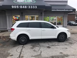 Used 2015 Dodge Journey 7 PASSENGER for sale in Mississauga, ON