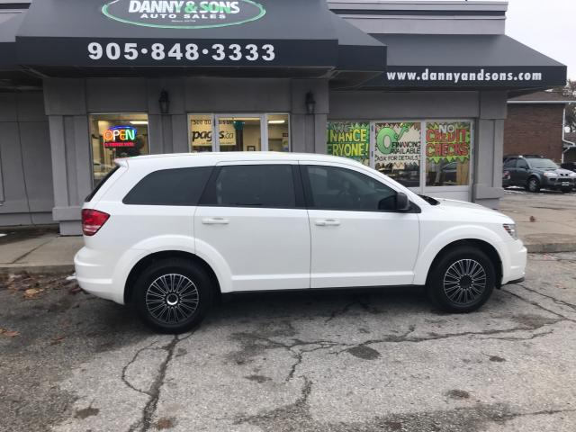 2015 Dodge Journey 7 PASSENGER