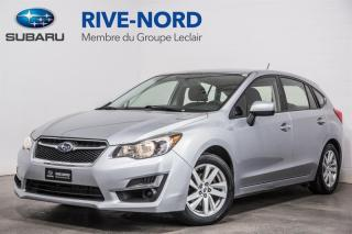 Used 2015 Subaru Impreza BLUETOOTH+CAM.RECUL+A/C for sale in Boisbriand, QC