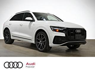 Used 2019 Audi Q8 Technik 55 TFSI quattro for sale in Montréal, QC