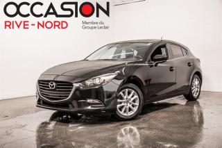 Used 2017 Mazda MAZDA3 Sport GS MAGS+SIEGES.CHAUFFANTS+CAM.RECUL for sale in Boisbriand, QC