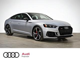Used 2019 Audi RS 5 2.9 TFSI quattro for sale in Montréal, QC