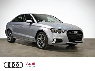 Used 2020 Audi A3 Komfort 45 TFSI quattro for sale in Montréal, QC