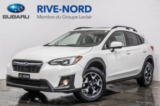 Used 2019 Subaru XV Crosstrek Sport TOIT.OUVRANT+APPLE.CARPLAY for sale in Boisbriand, QC