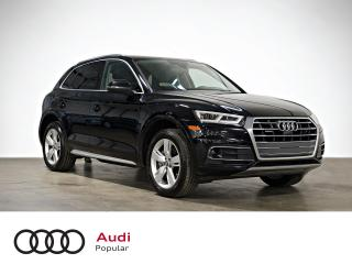 Used 2018 Audi Q5 Technik 2.0 TFSI quattro S tronic for sale in Montréal, QC