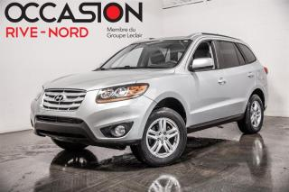 Used 2010 Hyundai Santa Fe GL V6 AWD for sale in Boisbriand, QC