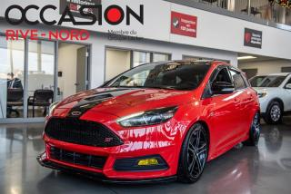 Used 2016 Ford Focus ST NAVI+CUIR+TOIT.OUVRANT for sale in Boisbriand, QC