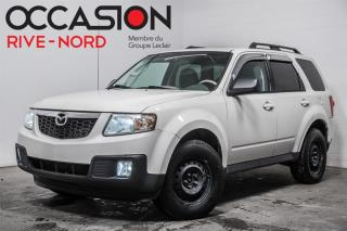 Used 2010 Mazda Tribute AWD V6 Automatique for sale in Boisbriand, QC