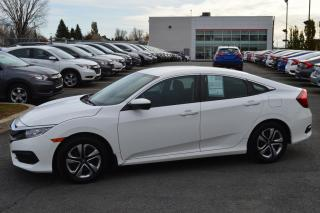 Used 2016 Honda Civic LX ** Bas kilo ** for sale in Longueuil, QC