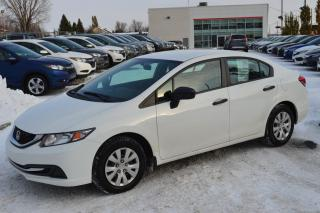 Used 2015 Honda Civic DX ***un seul propriétaire *** for sale in Longueuil, QC