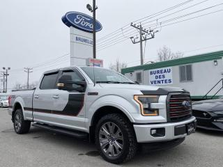 Used 2017 Ford F-150 Lariat 502a special for sale in St-Eustache, QC