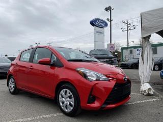 Used 2019 Toyota Yaris Hatchback LE 8 pneus for sale in St-Eustache, QC