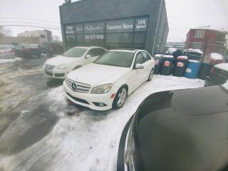 Used 2010 Mercedes-Benz C-Class C300 - SPORT PACKAGE for sale in Beloeil, QC