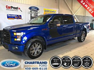 Used 2017 Ford F-150 Cab SuperCrew 4RM 157 Edition spécial XL for sale in Laval, QC