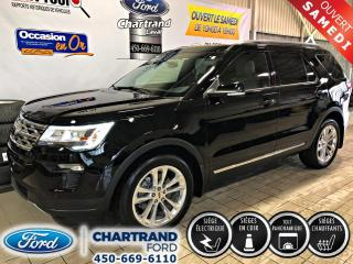 Used 2018 Ford Explorer XLT, traction intégrale for sale in Laval, QC