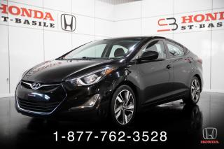 Used 2015 Hyundai Elantra GLS Berline  manuelle for sale in St-Basile-le-Grand, QC