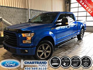 Used 2016 Ford F-150 Cab SuperCrew 4RM 157 po XLT for sale in Laval, QC