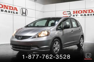 Used 2009 Honda Fit DX-A manuelle for sale in St-Basile-le-Grand, QC