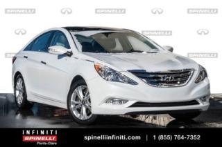 Used 2012 Hyundai Sonata LIMITED/ TOIT / CUIR / SIEGES CHAUFFANT*** LIMITED/ TOIT / CUIR / SIEGES CHAUFFANT for sale in Montréal, QC