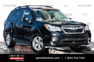Used 2014 Subaru Forester TOURING / AWD / SUNROOF / LEATHER TOURING / AWD / SUNROOF / LEATHER for sale in Montréal, QC