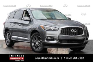 Used 2017 Infiniti QX60 BASE / TOIT / CAMERA / SIEGES CHAUFFANTS BASE / TOIT / CAMERA / SIEGES CHAUFFANTS for sale in Montréal, QC