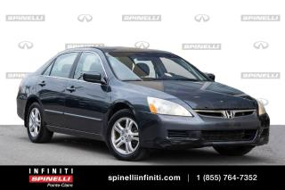 Used 2007 Honda Accord ACCORD SE***** BAS KM for sale in Montréal, QC