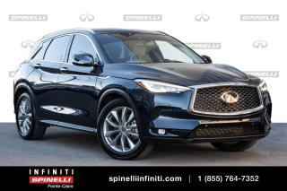 Used 2019 Infiniti QX50 ESSENTIAL / GPS / TOIT / CAMERA**** ESSENTIAL / GPS / TOIT / CAMERA for sale in Montréal, QC