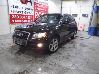 Used 2011 Audi Q5 quattro4X4 2.0L Premium Plus GAS SAVER ALLOY PW P for sale in Oakville, ON
