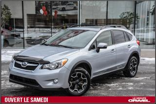 Used 2015 Subaru XV Crosstrek 5dr CVT 2.0i w-Limited Pkg for sale in Ile-des-Soeurs, QC