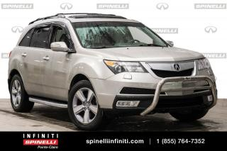 Used 2013 Acura MDX TECH / GPS / TOIT / CAMERA TECH / GPS / TOIT / CAMERA for sale in Montréal, QC
