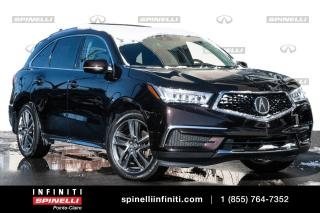 Used 2017 Acura MDX TECH / GPS / TOIT / CAMERA TECH / GPS / TOIT / CAMERA for sale in Montréal, QC