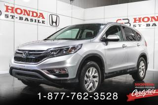 Used 2016 Honda CR-V EX-L for sale in St-Basile-le-Grand, QC