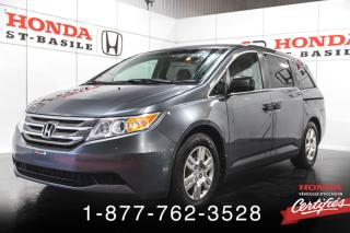 Used 2011 Honda Odyssey LX for sale in St-Basile-le-Grand, QC