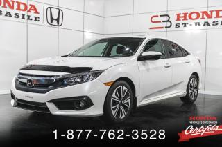 Used 2016 Honda Civic EX-T for sale in St-Basile-le-Grand, QC