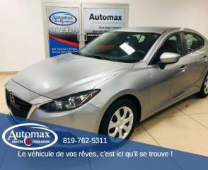 Used 2016 Mazda MAZDA3 GX + Navigation for sale in Rouyn-Noranda, QC