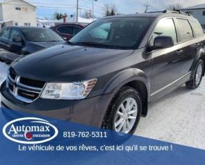 Used 2016 Dodge Journey SXT for sale in Rouyn-Noranda, QC