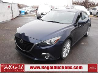 Used 2015 Mazda MAZDA3 SPORT GT 5D HBK AT 2.5L for sale in Calgary, AB