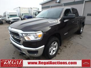 Used 2019 RAM 1500 SXT Crew CAB SWB 4WD 5.7L for sale in Calgary, AB