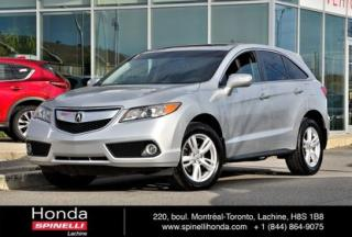 Used 2013 Acura RDX SH AWD DEAL PENDING  BAS KM CUIR TOIT SH AWD CUIR TOIT MAGS for sale in Lachine, QC