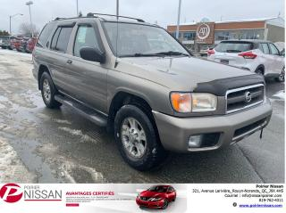 Used 2003 Nissan Pathfinder SE for sale in Rouyn-Noranda, QC