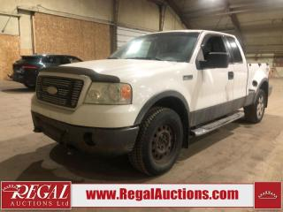 Used 2006 Ford F-150 SUPERCAB 4WD for sale in Calgary, AB