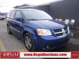 Used 2010 Dodge Grand Caravan Wagon for sale in Calgary, AB
