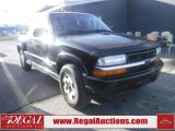 Photo of Black 2003 Chevrolet S-10