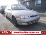 Photo of Beige 2000 Toyota Corolla