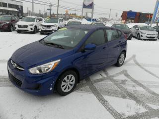 Used 2016 Hyundai Accent LE 5 PORTES AUTOM. AIR CLIM!! for sale in St-Georges, QC